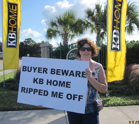 Kb home sucks
